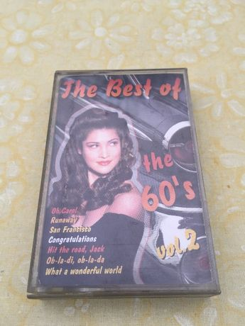 The Best of the 60' vol.2 kaseta magnetofonowa + gratis czysta nagryw