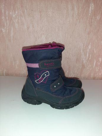 Сапоги ботинки зимние Gore-Tex