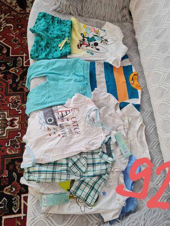 Sprzedam odzież dla chłopca-rozmiar 86 i 92 (35 zł za całość)