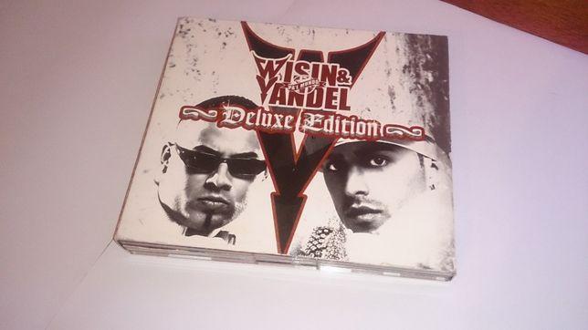 wisin & yandel (pa´l mundo) 2 cds + dvd deluxe edition