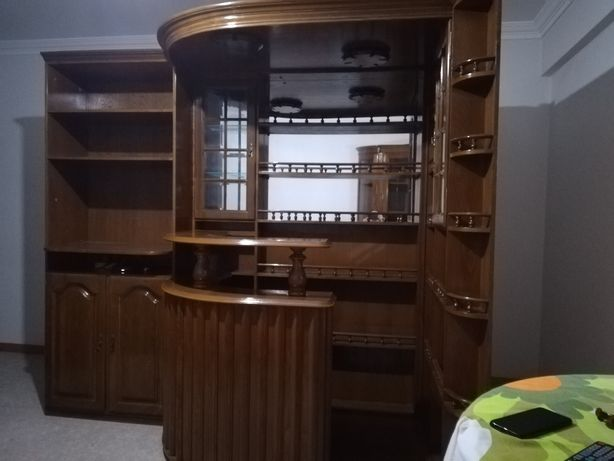 Móvel de sala com bar