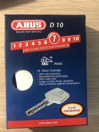 Abus wkladka D10 5 kluczy 40/50