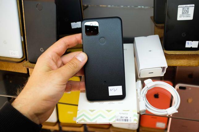 Магазин PIxel 5  128 gb Neverlock як новий Кабель зарядка скло