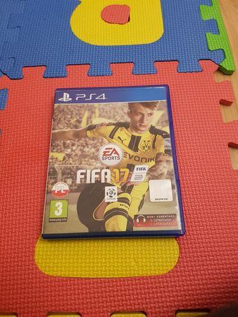 Gra Fifa 17 na Playstation 4