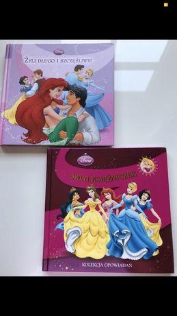 Książki Disney księżniczki