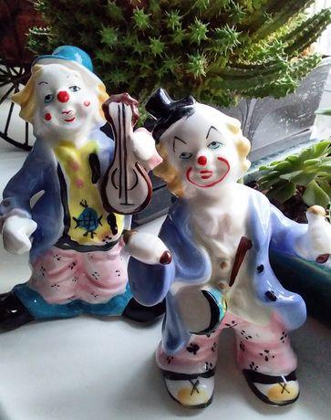 Продам статуэтки клоунов. Фарфор