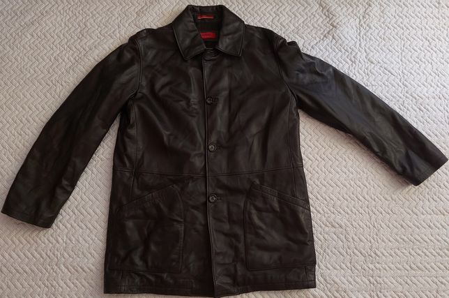 Шкіряна куртка Pal Zileri Prada Loro Piana