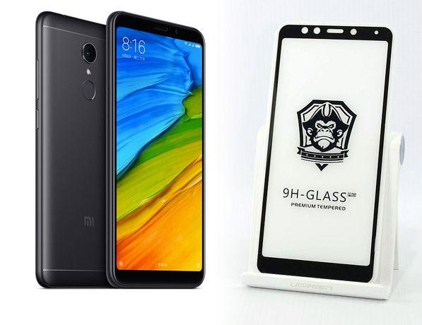 5D Защитное стекло Xiaomi Redmi 9 9a Note 9s 9 8 pro 7a 4 5 6 7