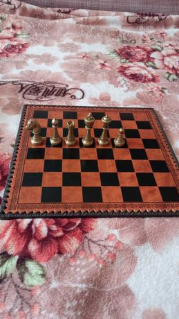 Шахматы-бронза,Италия