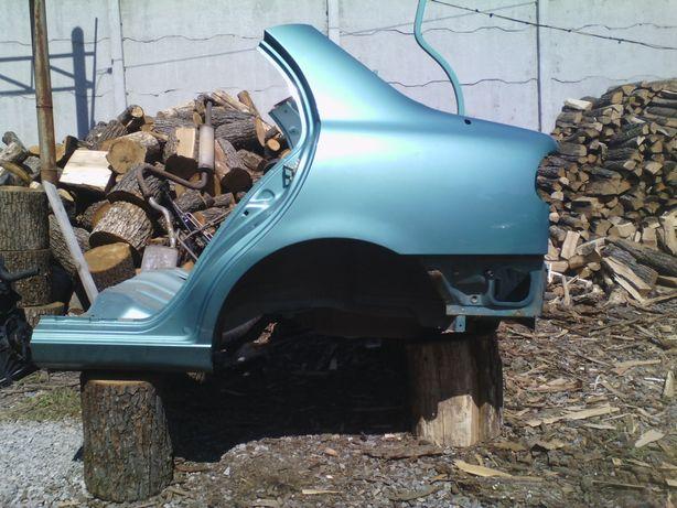 Продам заднюю часть кузова (жопу) Daewoo Lanos