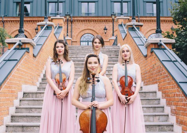 Lunare Quartet - oprawa muzyczna ślubów i obiadów weselnych