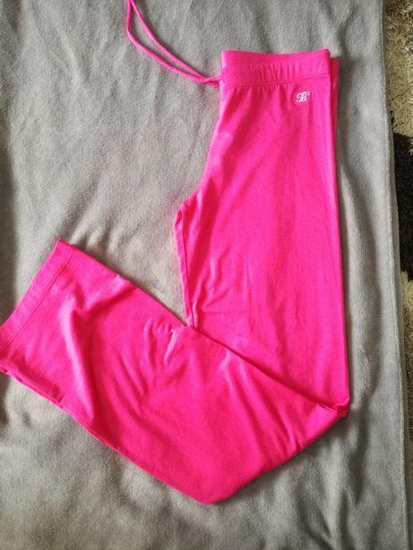 Tommy hilfiger damski legginsy różowe nowe z metką