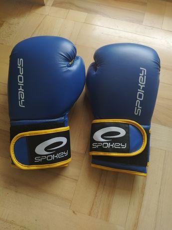 Rękawice bokserskie SPOKEY nowe