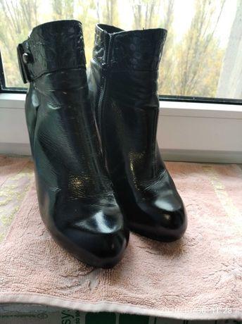 Осенние лаковые ботиночки