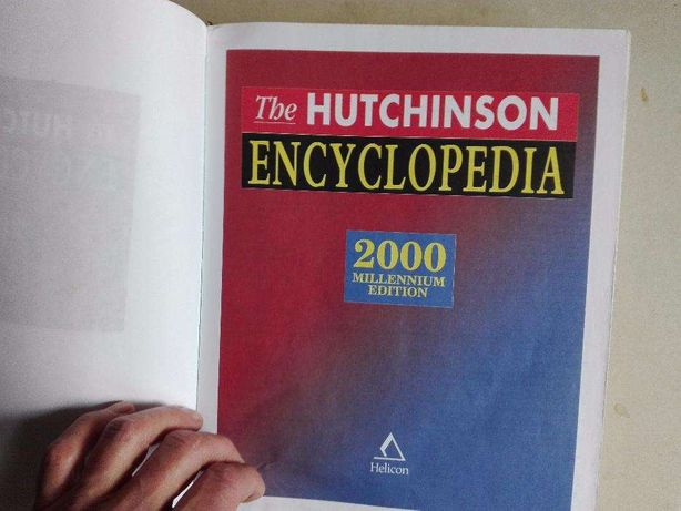 The Hutchinson Encyclopedia английский,