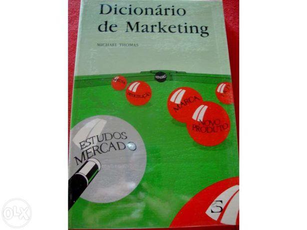 """""""Dicionário de Marketing"""""""