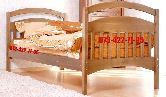Кровать односпальная Карина, без бортов. Акция на комплект.