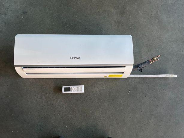 2x Ar condicionados HTW 9000BTU como novos