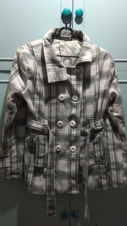 Płaszczyk jesień/zima , sweter r. 38
