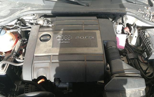 kompletny silnik 2.0 TFSI BWA