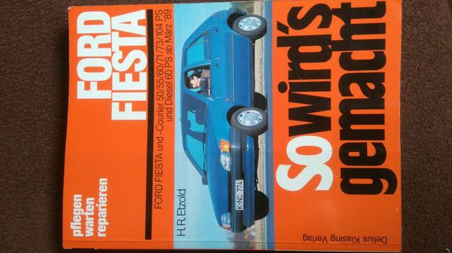 Ford Fiesta 1989 do 1996