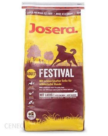 Josera festival adult na wagę 12zł/kg ZooAnimals Chorzów