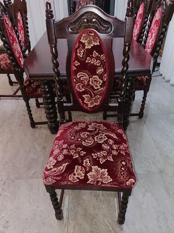 Krzesła swarzędzkie
