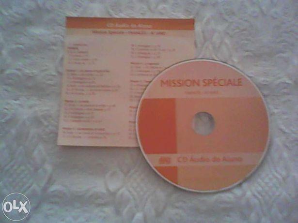 """CD """"Mission Espéciale"""" 8º Ano"""