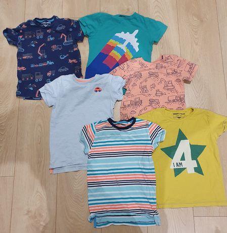 Koszulki dla chłopca firmy Mexx rozmiar 82
