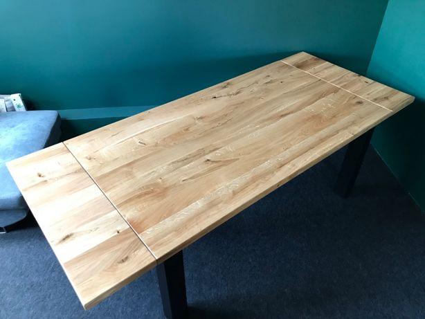 Stół LOFT dąb naturalny 240x100 rozkładany
