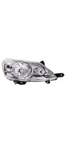 Lampy Przednie Peugeot Expert UK