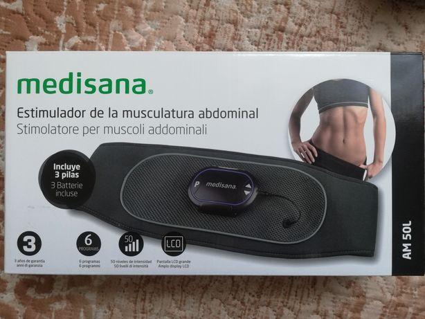 Aparelho estimulador dos músculos abdominais