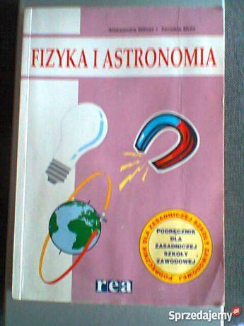 Fizyka i Astronomia podrecznik dla Zasadniczej Szkoły zawodowej