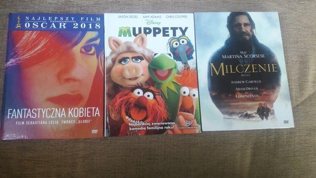 Film Muppety, milczenie, fantastyczna kobieta