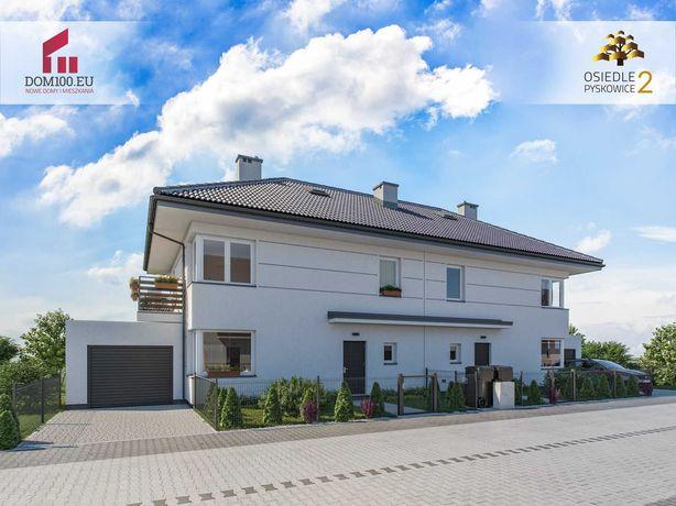 Osiedle Pyskowice II - Nowe domy