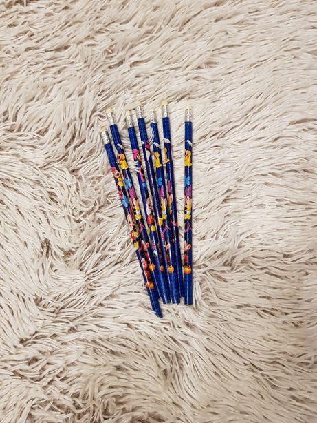 Zestaw ołówków z myszką miki i mini