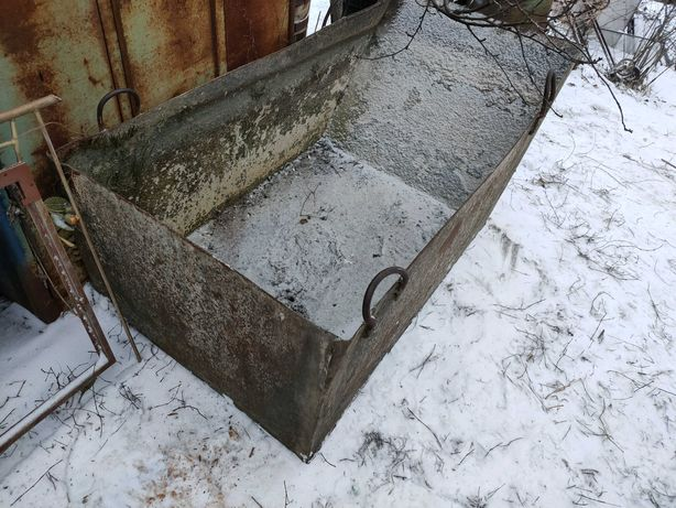 Ковш для подъёма стройматериалов