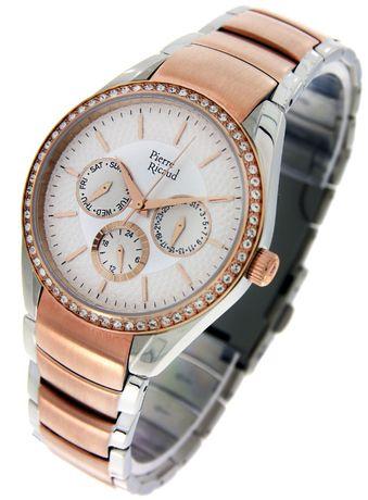 Pierre Ricaud model P21032.R113QFZ damski zegarek z cyrkoniami