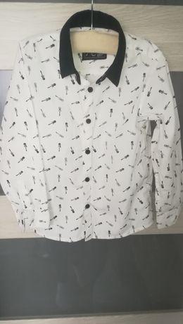 Biała Koszula NEXT
