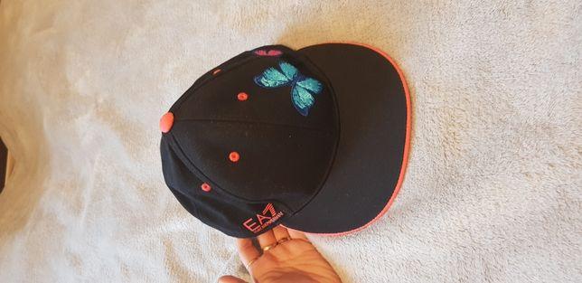 Czapka z daszkiem bejsbolowka EA7 Emporio Armani czapeczka