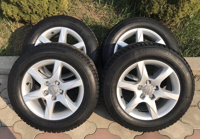 Диски/шины/колёса 225/60/R16 5x112Original/Ideal Audi/Volkswagen/Skoda