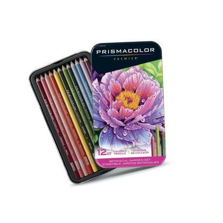 Кольорові олівці Prismacolor PREMIER Botanical Garden 12 карандаши