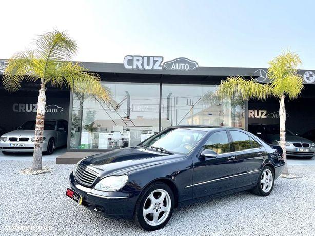 Mercedes-Benz S 320 AMG a GPL