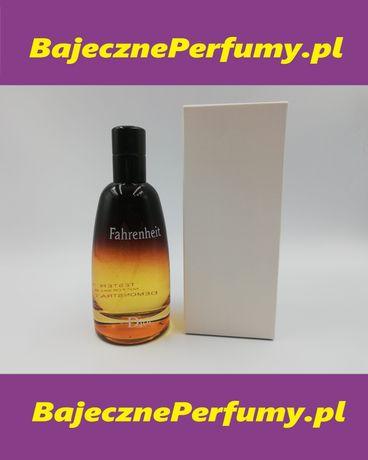 Perfumy DIOR Fahrenheit 100ml Tester hit okazja WYSYŁKA mkljygbb