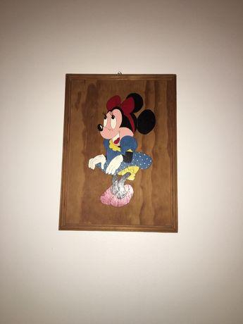 Quadro Minnie