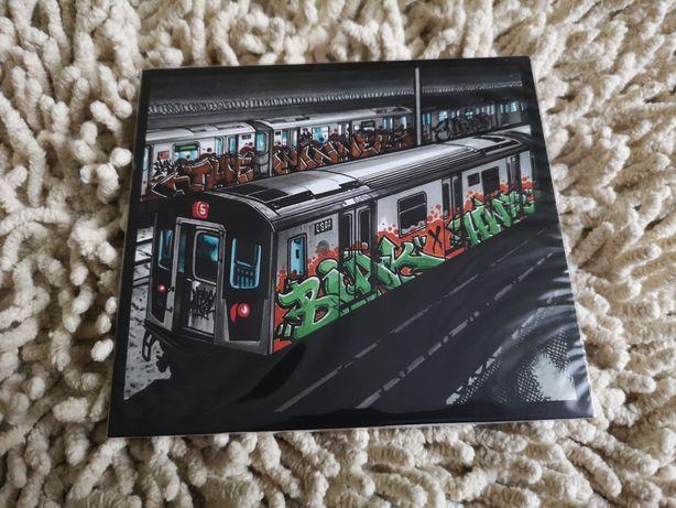 (CD) Biak x DJ HWR - The Winners   Kotzi, Heavy Mental, Lilu   NOWA
