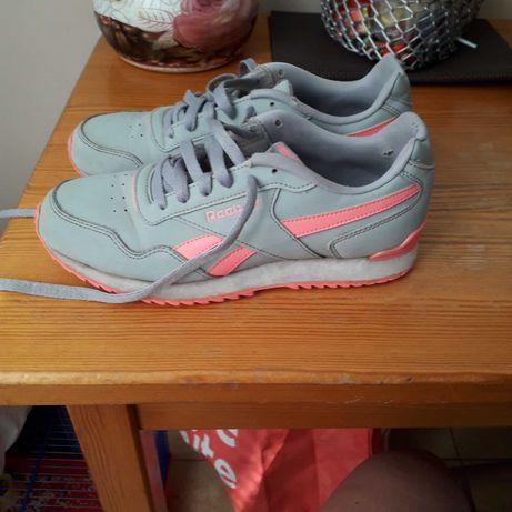 Buty dla dziewczynki reebok 37