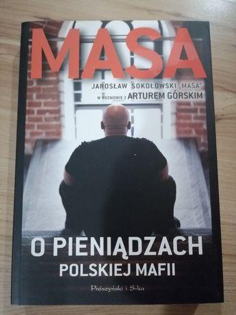 Masa - O pieniądzach polskiej mafii - J. Sokołowski