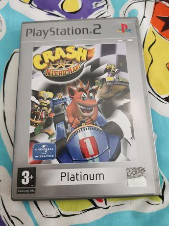 PS2 - Crash nitro kart