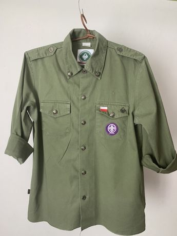 Koszula mundurowa harcerska męska 170/92